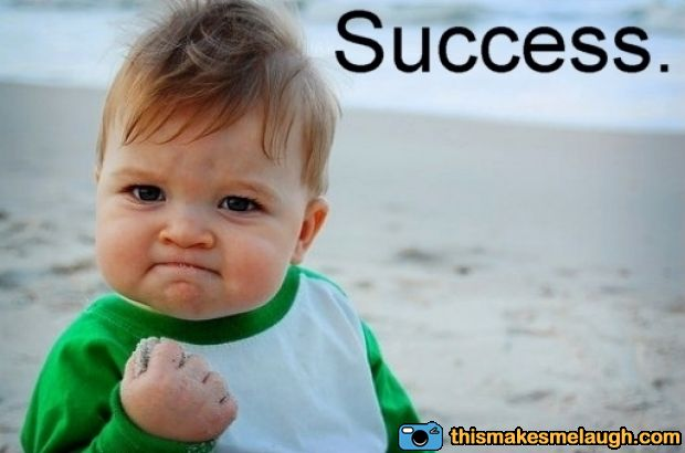 baby success